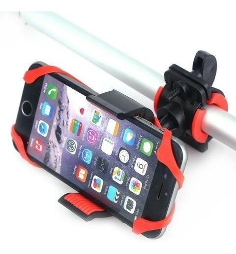 Suporte De Smartphone Celular Para Bicicleta Ou Moto Inova