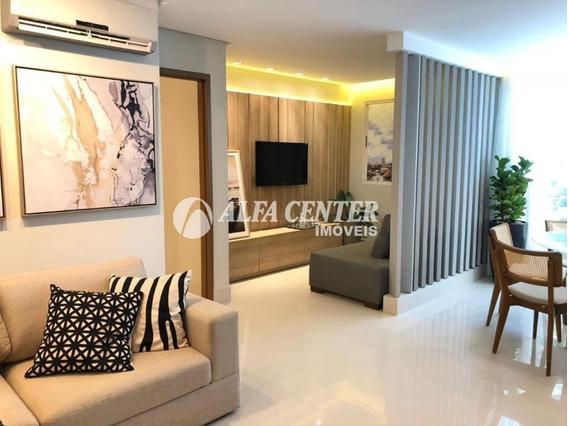 Apartamento Com 3 Dormitórios À Venda, 66 M² Por R$ 263.920 - Parque Amazônia - Goiânia/go - Ap1371