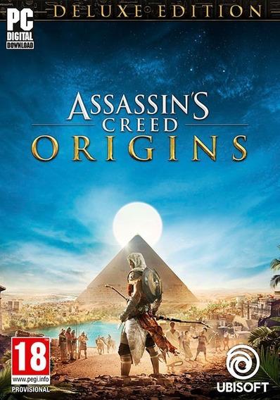 Assassins Creed Origins Original Steam (leia A Descrição)
