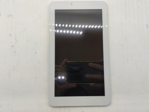 Frontal Do Tablet Multilaser M7s Plus Original Branca #3548