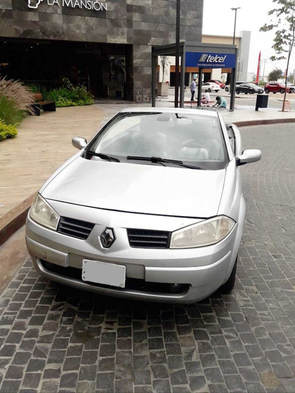 Renault Megane 2.0 Cc 2007 Automático