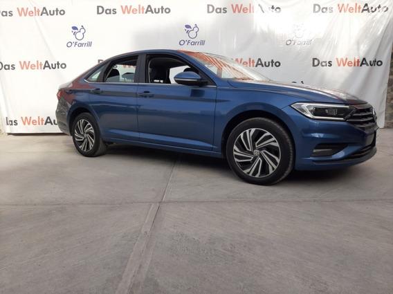Volkswagen Jetta Highline Azul 1.4 Tsi Dsg 2019