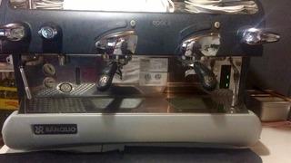 Maquina De Café Expresso Rancilio Epoca S2 Y Molino Mazzer