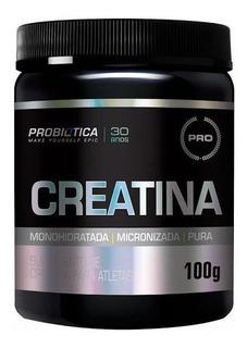 Creatina Probiótica 100gr