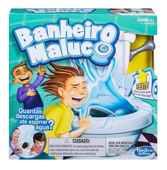 Banheiro Maluco Jogo Hasbro C0447