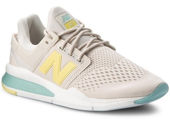 Zapatillas Lifestyle New Balance Ws247 Fe Mujer On Sports