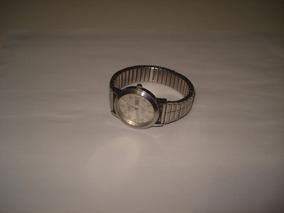 Relógio Social Lince Stell Masculino Cinza Metálico Usado