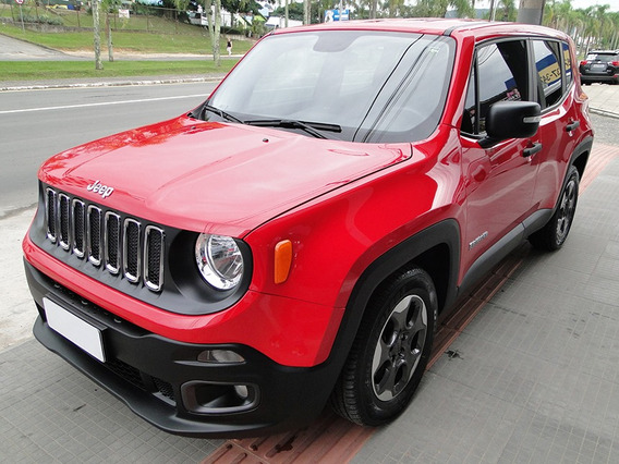 Jeep Renegade Sport Flex Aut. 5p
