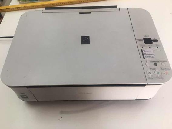 Impressora Multifuncional Canon Pixma Mp250 Ótimo Estado