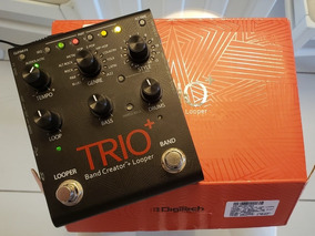Pedal Digitech Trio+ Plus