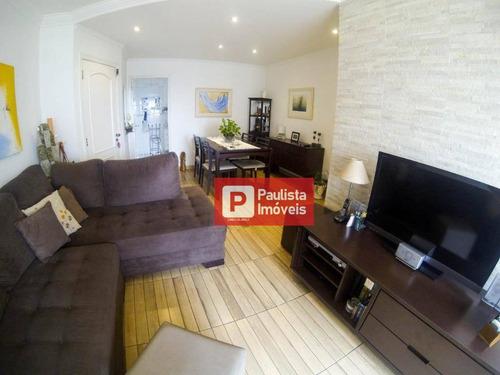 Apartamento À Venda, 90 M² Por R$ 740.000,00 - Vila Mascote - São Paulo/sp - Ap29173