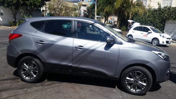 Hyundai Ix35 Gls Premium 2015 Automática