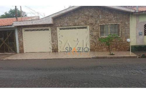 Imagem 1 de 25 de Casa Residencial À Venda, Centro, Santa Gertrudes. - Ca0077