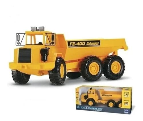 Imagem 1 de 4 de Caminhão Brinquedo Columbus Fora De Estrada