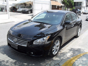 Sedan Equipado Nissan Maxima Exclusive V6 2013