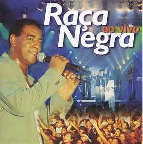 Raça Negra Ao Vivo [cd Novo De Fabrica Lacrado ]