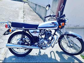 Honda Cg 125 1980