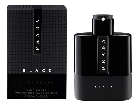Decant Amostra Do Perfume Prada Luna Rossa Black Edp 2ml