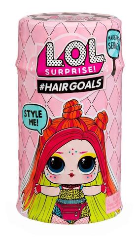 Boneca Lol Surprise Hairgoals Makeover Series Candide 8925