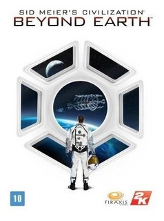 Civilization: Beyond Earth Para Pc Mídia Física Rcr Games