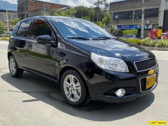 Chevrolet Aveo Emotion Mt 1600 1.6 V