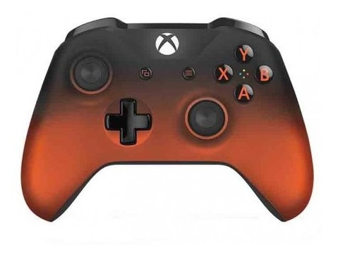Xbox One Wireless Controller Volcano Shadow Gen 8 Xb Tk146