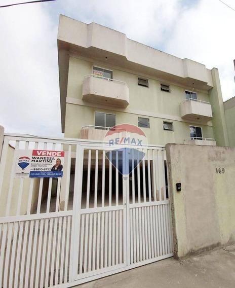 Apartamento Com 2 Dormitórios À Venda, 93 M² Por R$ 160.000,00 - Jardim Soledade - São Pedro Da Aldeia/rj - Ap0445