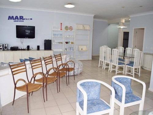 Imagem 1 de 24 de Apartamento Residencial À Venda, Barra Funda, Guarujá - . - Ap8192