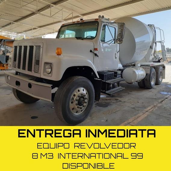 Camión Revolvedor De Concreto Famsa 1999 8m3 International