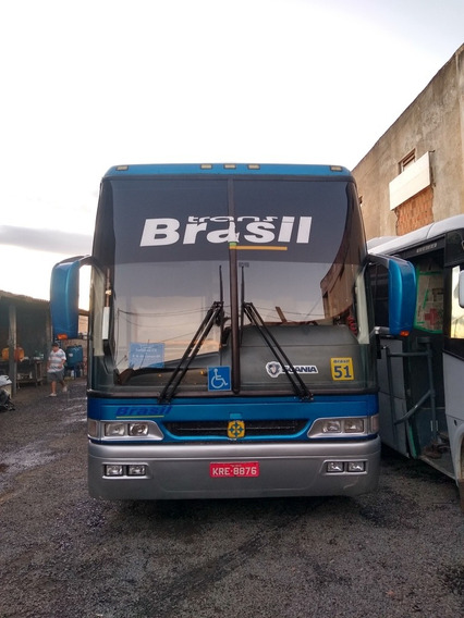 Scania Vista Buss