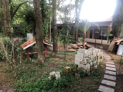 Imagem 1 de 12 de Chácara À Venda, 5500 M² Por R$ 1.450.000 - Parque Santo Antônio - Taubaté/sp - Ch0785