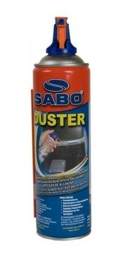 Limpiador De Aire Comprimido Sabo Duster 590 Ml