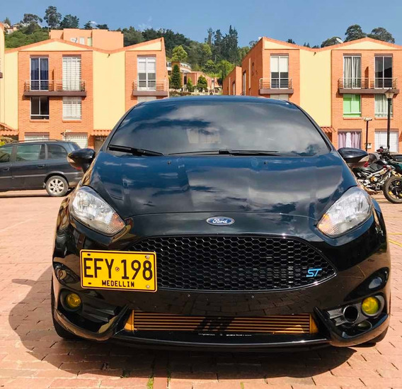 Ford Fiesta St Turbo