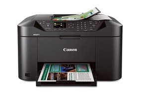 Multifuncional Canom 2110 Com Bulk Ink