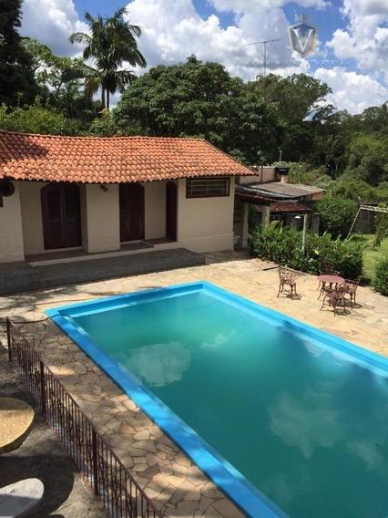 Excelente Chácara De 5000m² Com 4 Dormitórios À Venda, Localização Privilegiada,caxambu-jundiaí-oportunidade - Ch0017