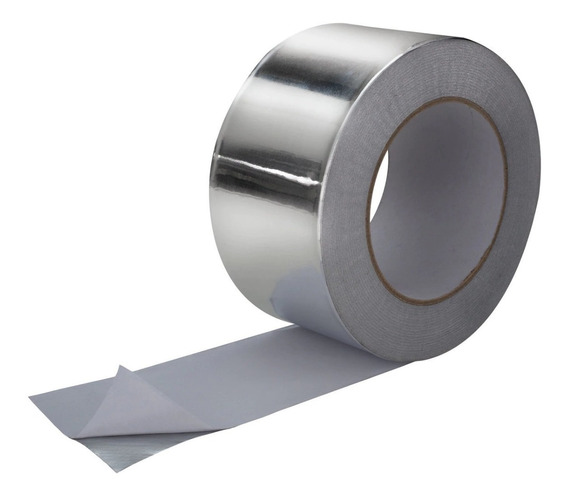Fita Alumínio Térmica Retrabalho Calor Solda Bga 5cm X 40m