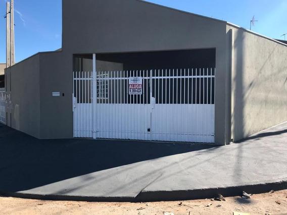 Casa Para Alugar, 80 M² Por R$ 750,00/mês - Mozart - Brodowski/sp - Ca0743