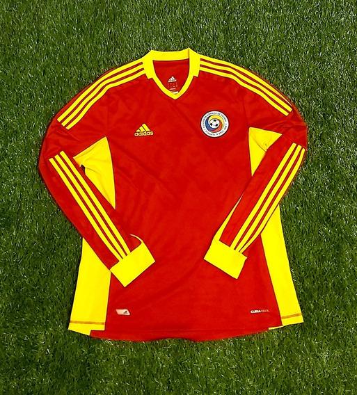 Camisa Romênia Temporada 2012 - Unif. 1
