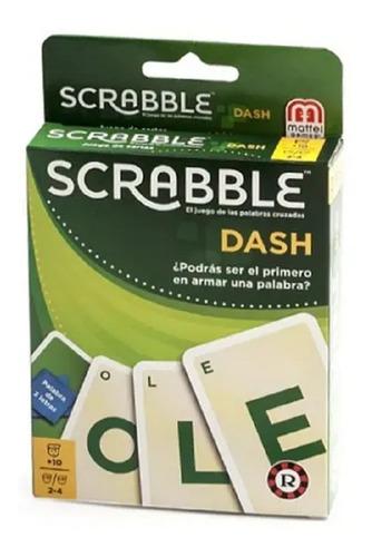 Scrabble Dash Juegos De Mesa Familiar Ruibal Cartas Invictvs
