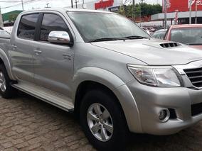 Toyota Hilux 3.0 Srv Cab. Dupla 4x4 Aut. 4p 2014