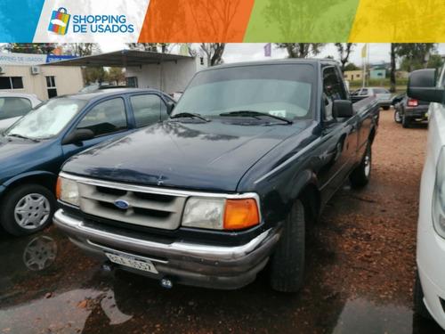 Ford Ranger Xlt 3.0 V6 1996