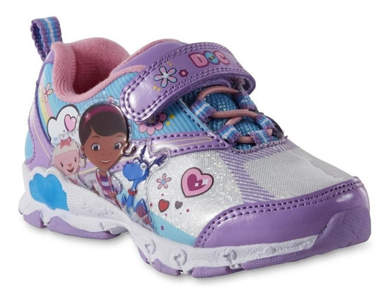 Zapatos Dra. Juguete Con Luces Importadas
