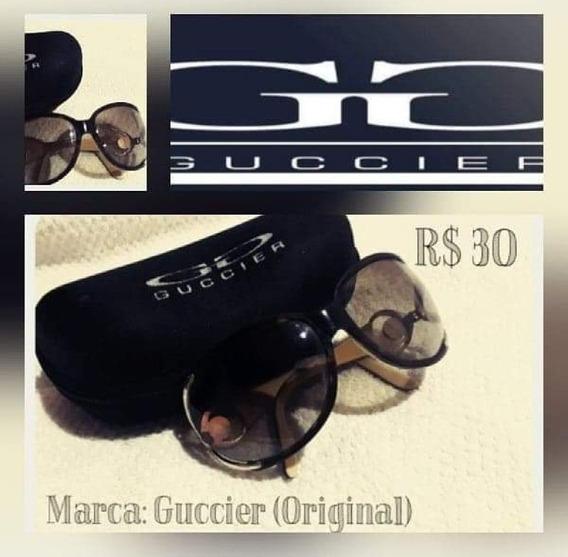 Óculos De Sol Guccier