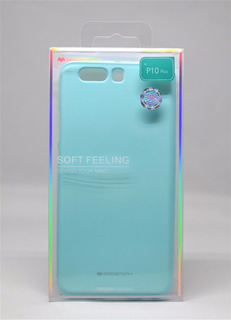 Funda Huawei P10 Plus Mercury Goospery Soft Feeling Menta