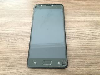Asus Zenfone Max M1 (zc520kl) - Tela Trincada (funcionando)