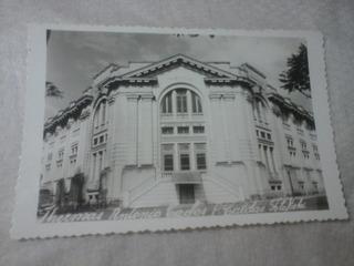 Foto Postal Thermas Antonio Carlos Anos 60 Mg