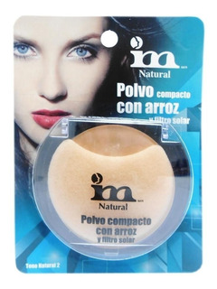 Maquillaje En Polvo Im Natural Tono Natural 2 11 Gr