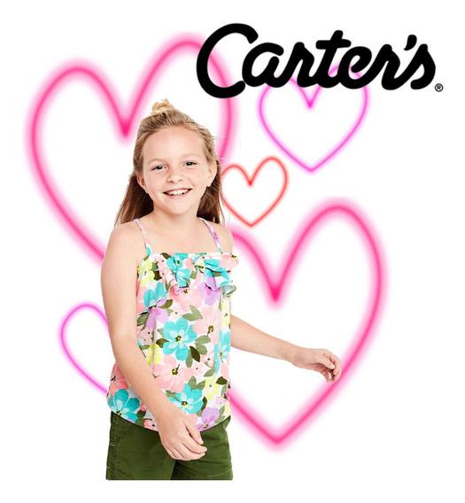 Blusa Para Niñas Carters