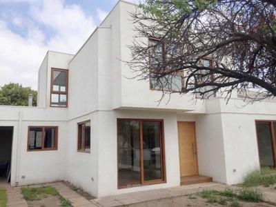 Casa Nueva En Las Condes