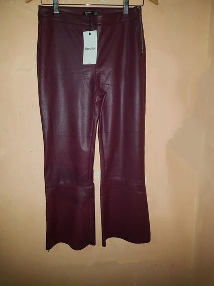 Pantalon De Ecocuero